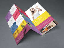 Manhattan Maids Cleaning Service trifold