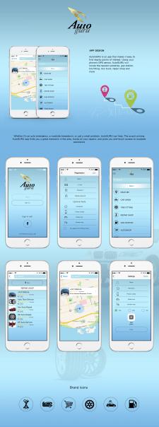 Autoguru Android application
