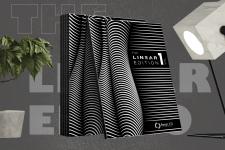 Обложка каталога архитектурного освещения minimal