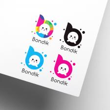 Разработка логотипа для детского бренда