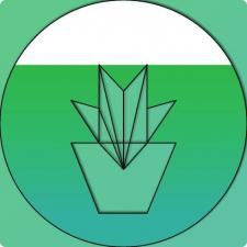 Логотип для магазина кактусов