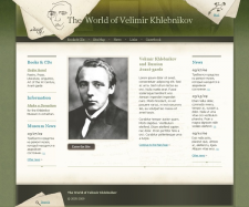 The World of Velimir Khlebnikov