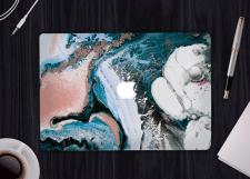 Мокап чехла макбук macbook case mock-up