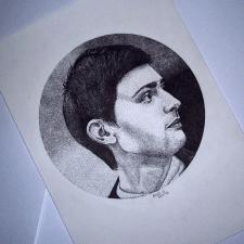 portrait - Roman