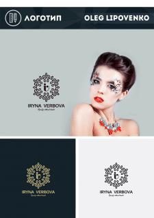 Лого для визажиста