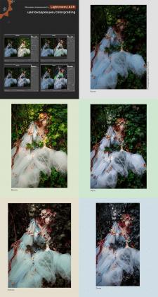 онлайн-обучение по Photoshop, Lightroom