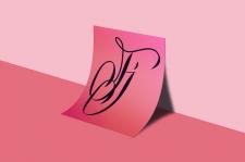 Лого з буква