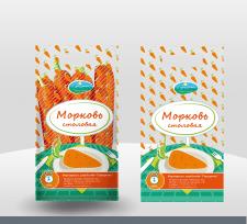 Упаковка для моркови