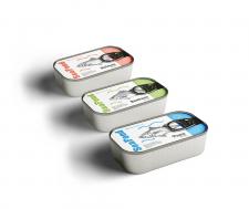 Дизайн упаковки (шпроты)