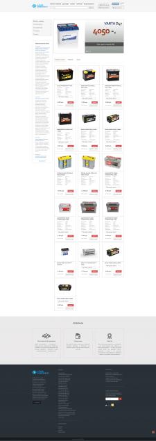 Верстка и посадка интернет магазина на Simpla CMS