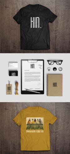 Дизайн футболок / брендинг