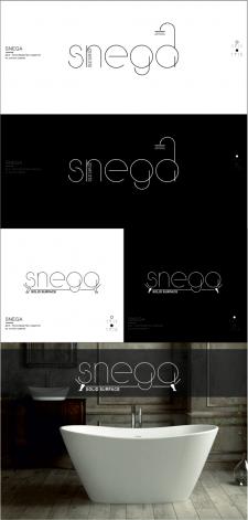 логотип компании SNEGA