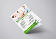 Буклет для рекрутингового агенства