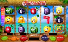 "Слот-автомат - ""Fruit cocktail"""