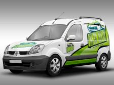 Разработка логотипа и брендинг авто