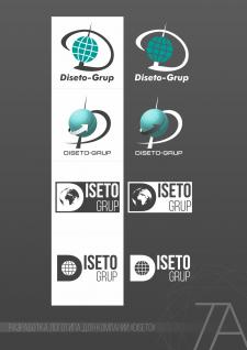 """Разработка логотипа для компании """"Diseto"""""""