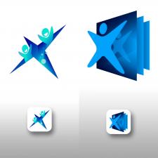 Логотип Х (концепт)