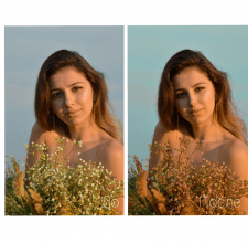 Ретушь фото, цветокор, пластика лица