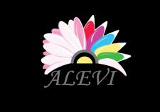 Логотип для мастера по наращиваю Виктории Алеви