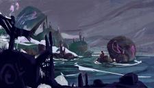 Остров теней