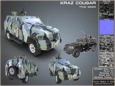 KRAZ Cougar