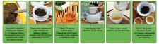 Графическое оформления заваривания чая
