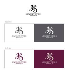 Логотип для интернет магазина «JStore»