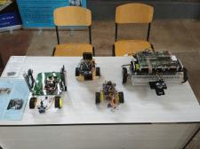 Мобильные роботы