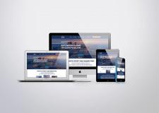 Корпоративный сайт брокерской компании