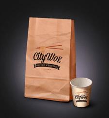 Разработка логотипа и изображения на упаковку