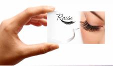 Логотип наращивание ресничек