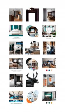Дизайн Инстаграмм ленты для дизайнера интерьеров
