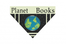 Logo - Planet Books (Shop)