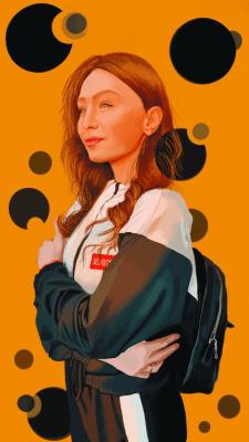 Арт - портрет