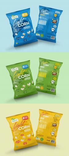 Упаковка для попкорна.