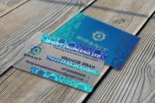 визитка для Biranit