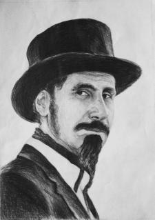 Serj Tankian (портрет)
