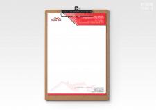 Дизайн фирменного бланка
