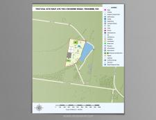 Дизайн карты фестиваля
