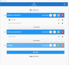 Приложения time tracker