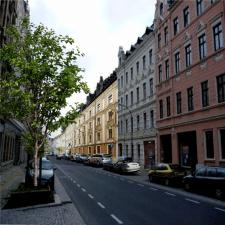 дневная улица после реконструкции