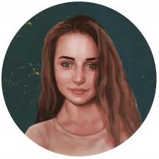 CG портрет