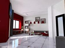 Перепланировка квартиры для 3 человек