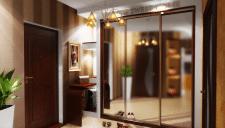 Дизайн однокомнатной квартиры Львов