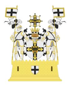 Герб Великого мастера Тевтонского ордена
