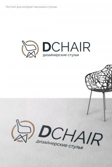 Логотип для D-Chair