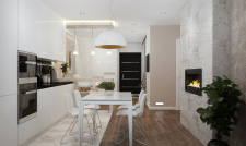 кухня_гостиная