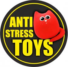 """Лого для компании """"АнтиСтрес Тойс"""""""