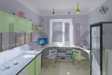 Визуализация лаборатории