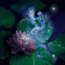 Waterlily Spirit
